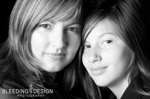 Yvette & Daughter
