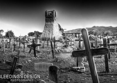 Desert Graveyard