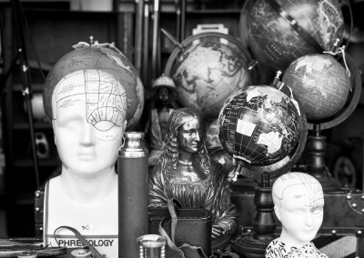 Madrid Store Display