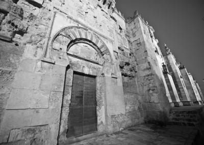 A Lesser Mosque Entrance