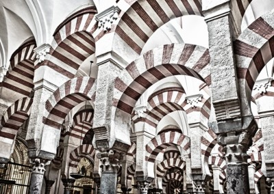 Cordoba Mosque Arches