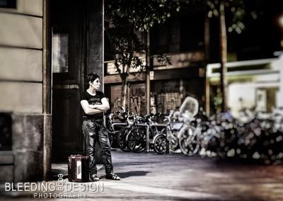Barcelona Corner: bleach bypass