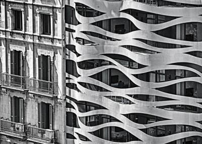 Building Texture Barcelona