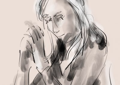 Praying_blonde