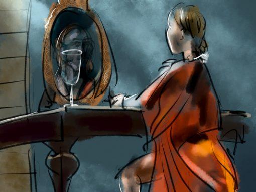 Evita Sketchbook
