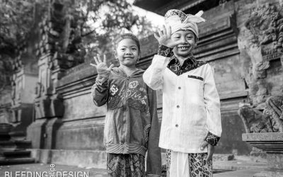 Children at the Water Temple