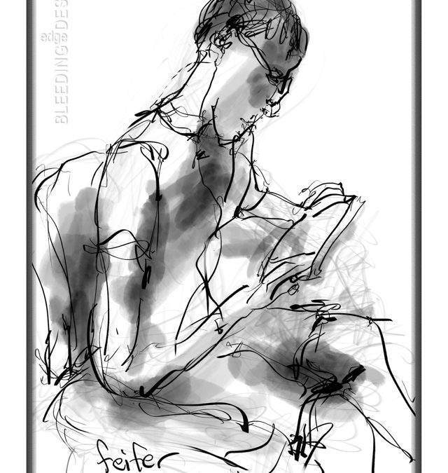 Boy in Waiting Room