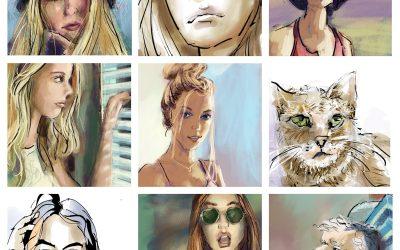 Digital Portraits 2020